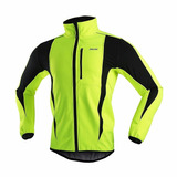 Campera Ciclismo Termica Impermeable Rompevientos