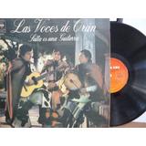 Las Voces De Oran Salta Es Una Guitarra Vinilo Argentino