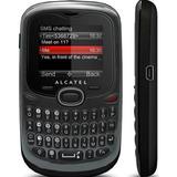 Celular Vivo Ot 255 Alcatel Preto Com Teclado Qwerty