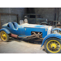Hudson 1925 De Carreras Motor En L De 6 Cilindros