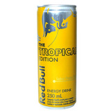Energético Red Bull Tropical Edition 250ml - Kit C/ 10 Unids