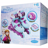 Rollers Patines Frozen Princesas Ajustables Disney Original