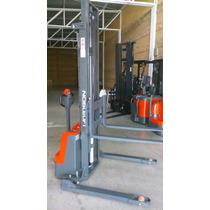 Noblelift Apilador Estibador Electrico 1 Tn 3.5m Montacargas