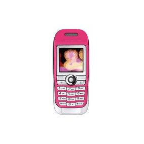 Sony Ericsson J300 Rosa Celular Telcel Gsm Nuevo Y Empacado