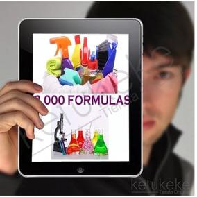 Elabora Productos De Limpieza - 2000 Formulas Químicas Pdf