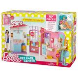Centro De Mascotas Barbie Mattel -envío Gratis!