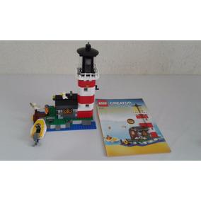 Lego Creator 5770 Lighthouse 3 Em 1 (city)