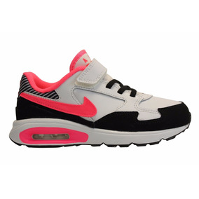 Tenis Nike Air Max St Para Niña 653821-101