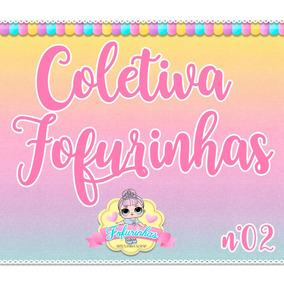 Compra Coletiva Fofurinhas N°02 - Arquivos De Corte Scrap