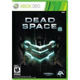 Dead Space 2 Para Xbox 360 2 Discos Best Seller Original