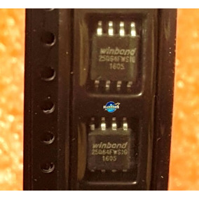 W25q64fwsig 25q64fwsig 25q64 Memoria Spi 64mb 1,8v Netbook