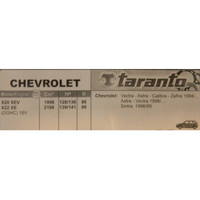 Junta Tapa Cilindros Chevrolet Astra Vectra Zafira (280707)