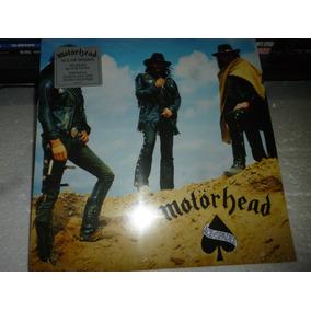 Lp Motorhead - Aces Of Spades Novo 1980 Sanctury Records