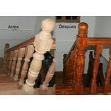 Escaleras En Madera - Somos Fabricantes