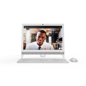 Pc Todo En Uno Lenovo 310 Dc, 4gb/1tb, 20 , Blanco- Nuevo