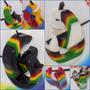 12 Pares Mix Colores Sarcillos Arete Mini En Resina Mujeres