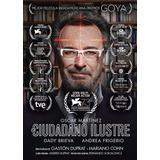 Dvd El Ciudadano Ilustre Con Oscar Martinez Original Nuevo