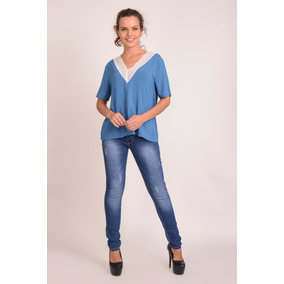 Blusa Capricho Collection Cmf-074