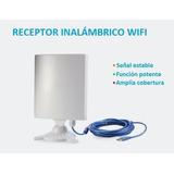 Receptor Inalámbrico Wifi Con Entrada Usb 2.0 150mbps