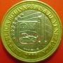 Moneda De 1 Bolivar De 2009 Con Error Bs. 10.000.-