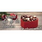 Bombones, Dia De Las Madres Chocolate Personalizado