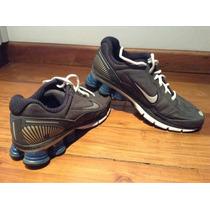 Zapatillas Nike Shox En Perfecto Estado Talle 40.5 - Us 7.5