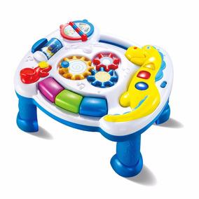 Mesa De Atividades Didática Com Som E Luz Zp00043 Zoop Toys