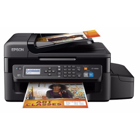 Envio Imediato Impressora Epson L575 Ecotank Wifi Fax Scaner