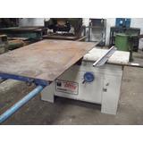 Esquadrejadeira Verny P/madeira Mesa 2x1,2mts C/cl -- 50120