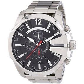 7a7752fd1ffa Reloj Diesel Modelo Dz4181 De Acero Inoxidable - Joyas y Relojes en ...