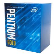 Procesador Intel Pentium Gold G6400 4ghz Gráfica Integrada