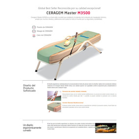 Cama Ceragem Cgm-m3500