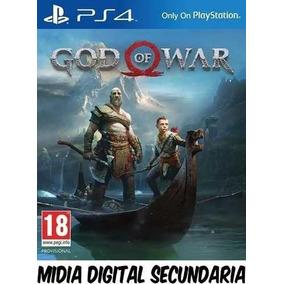 God Of War Ps4 Psn   Ps4 2   Promoção Envio Imediato