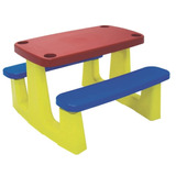 Mesa Infantil Escolar Plástico Pic-nic - Tramontina
