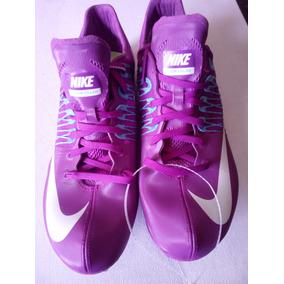 Spikes Atletismo Zoom Celar Velocidad, 3.5,4.5,5, 8 Mex Nike