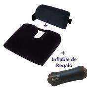 Kit Oficina Con Soporte Lumbar En D - Spine-roll