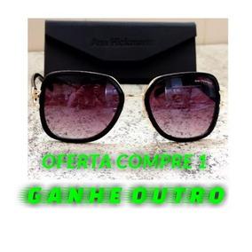 Oculos De Grau Ana Hickmann Ah6234 - Óculos De Sol Ana Hickmann no ... 650bb11092