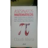 Libro Asesinatos Matematicos