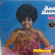 Nancy Wilson 1968 Easy Lp Mono Capa Sanduíche