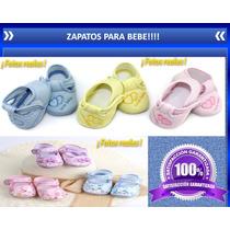 Zapatos De Bebe Nuevos Talla Unica De 13cm! Suela Blanda!