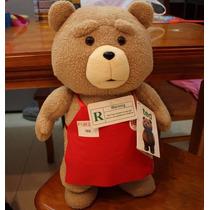 Pelúcia Urso Ted 2 O Filme Teddy Bear 45cm Pronta Entrega