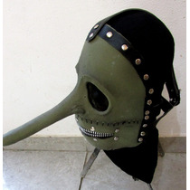 Máscara Slipknot Chris Verde Ahig