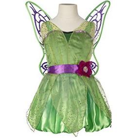 Disfraz Para Niña Vestido De Fiesta De Pixie Disney Hadas D