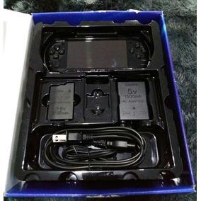 Playstation Portátil Psp 3001 Wi-fi Novo Na Caixa Completo