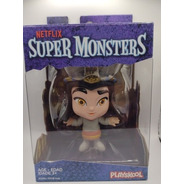Cleo Graves Hasbro Netflix Super Monsters Playskool Nuevo