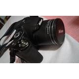 Cámara Digital Nikon Coolpix P520