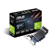 Asus Geforce Gt710 2gb Silent Graphics Card - Pcie 2.0, Ddr3