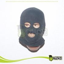 Máscara Látex Flexível Hot Toys + Cabeça De Brinde Nerdkong
