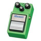 Pedal Maxon Od-9 Keeley Baked Mod - Tube Screamer Overdrive