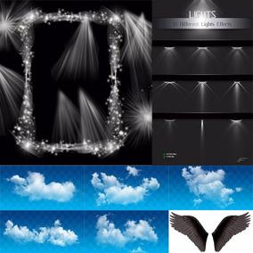 Plantillas Photoshop Efectos Para Montajes Fotográficos